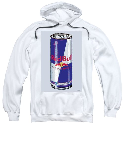 Red Bull Ode To Andy Warhol Sweatshirt