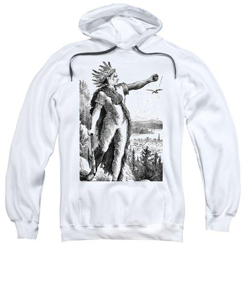 Red Eagle, William Weatherford, Creek Sweatshirt