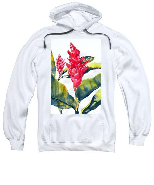 Red Ginger Sweatshirt