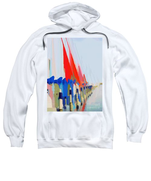 Red Sails In The Sunset Sweatshirt