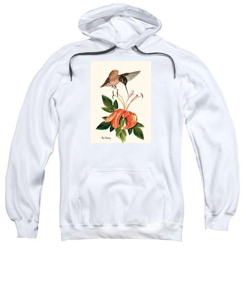 Refueling In Flight Sweatshirt
