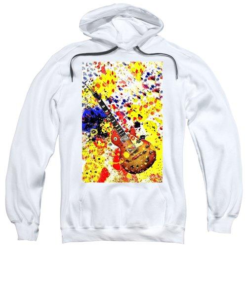 Retro Les Paul Sweatshirt