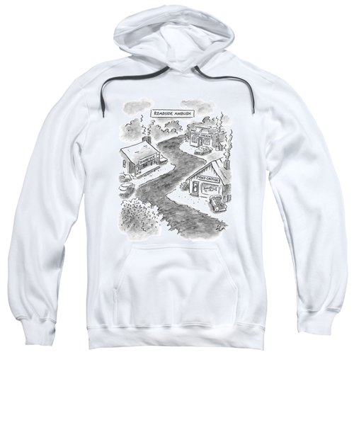 Roadside Ambush Sweatshirt