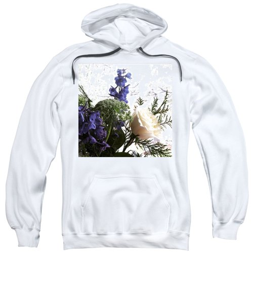 #rose #flowers Sweatshirt