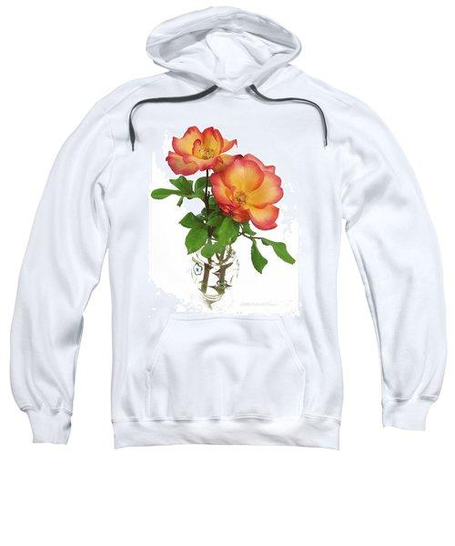Rose 'playboy' Sweatshirt