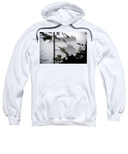 Ruby Beach Washington State Sweatshirt