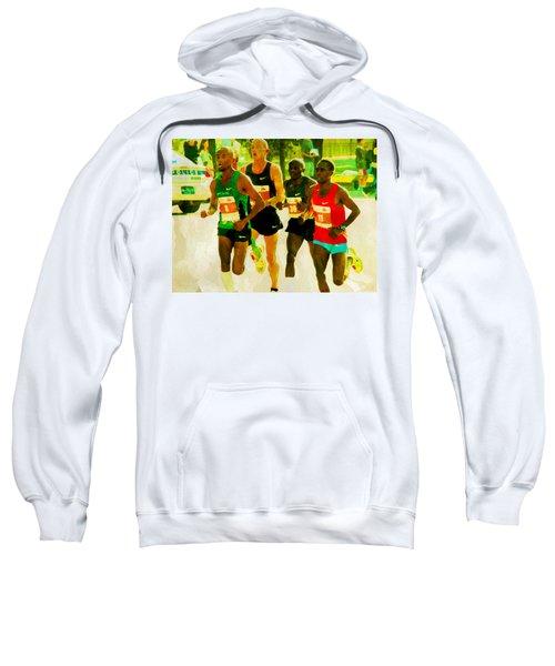 Runners Sweatshirt