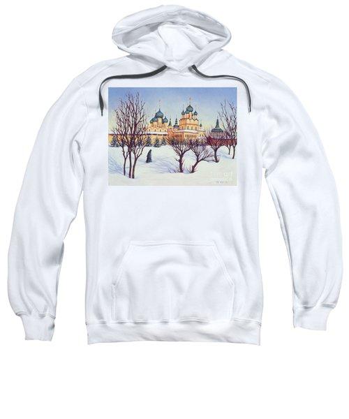 Russian Winter Sweatshirt by Tilly Willis