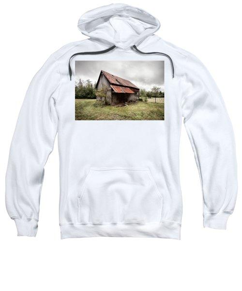 Rusty Tin Roof Barn Sweatshirt