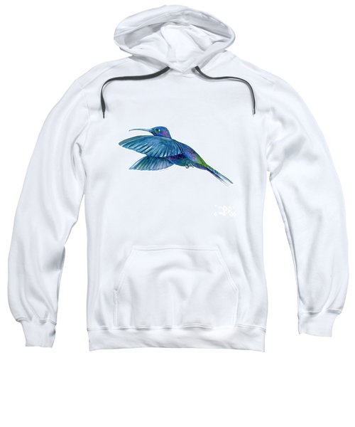 Sabrewing Hummingbird Sweatshirt