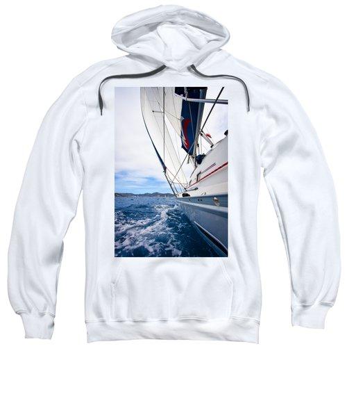 Sailing Bvi Sweatshirt