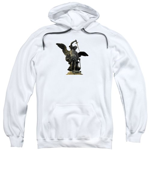 Saint Michael Sweatshirt