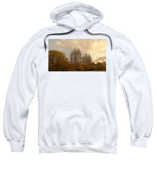 Salt Lake Temple Ultra High Resolution Sweatshirt