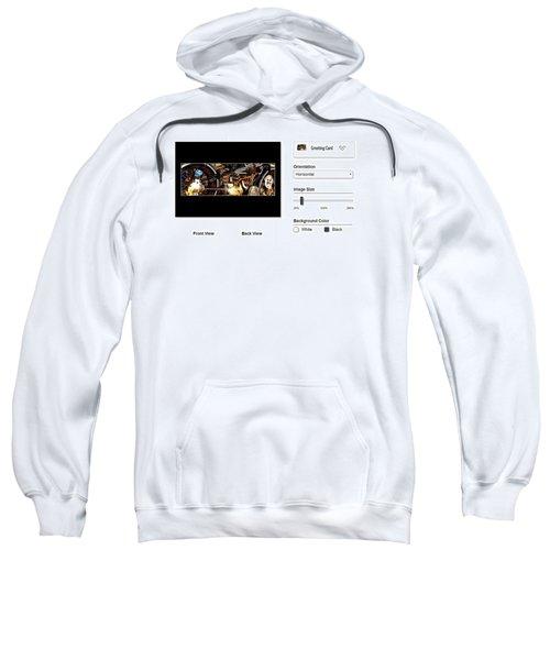 Sample Greeting Card Sweatshirt