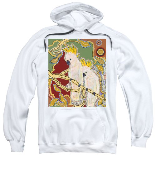 Sanctuary Sweatshirt by Pat Saunders-White