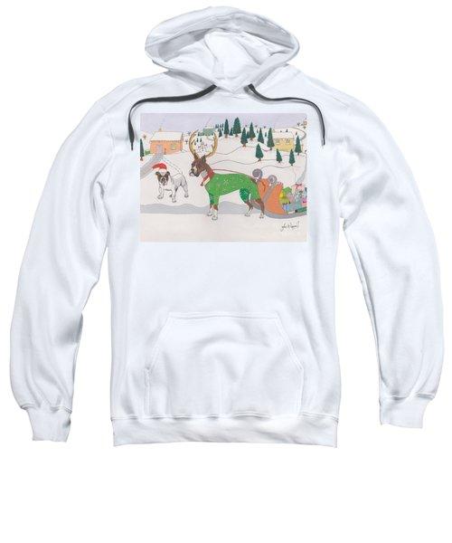 Santas Helpers Sweatshirt