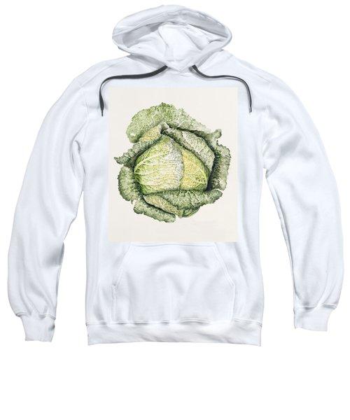 Savoy Cabbage  Sweatshirt