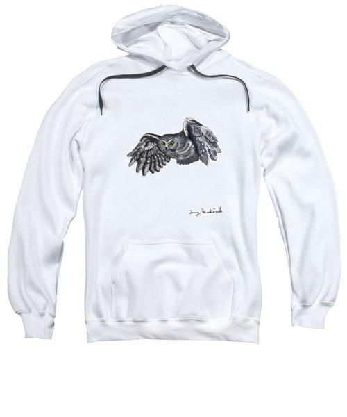 Saw-whet Owl Sweatshirt
