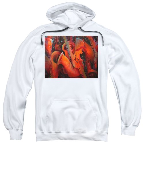 Saxy Cellos Sweatshirt