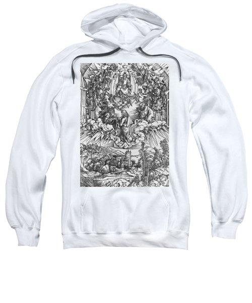 Scene From The Apocalypse Sweatshirt