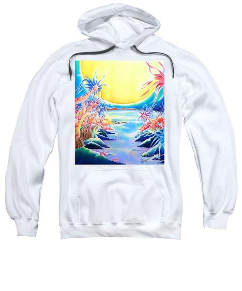 Seashore In The Moonlight Sweatshirt