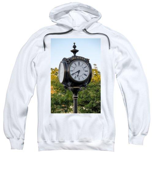 Secaucus Clock Marras Drugs Sweatshirt