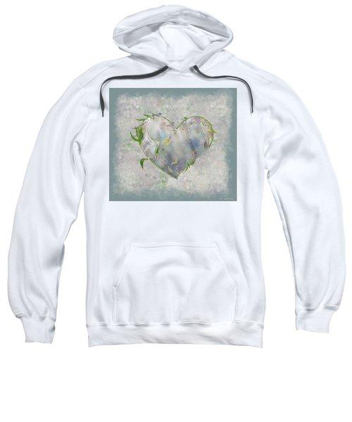 Sending Out New Shoots Sweatshirt