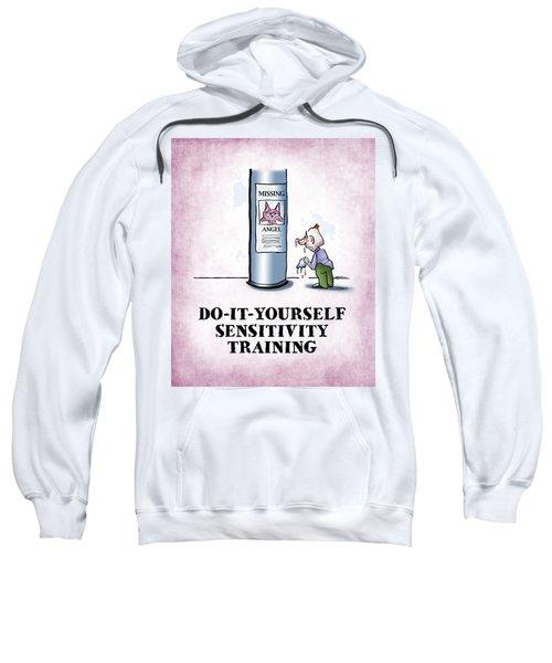 Sensitivity Training Sweatshirt