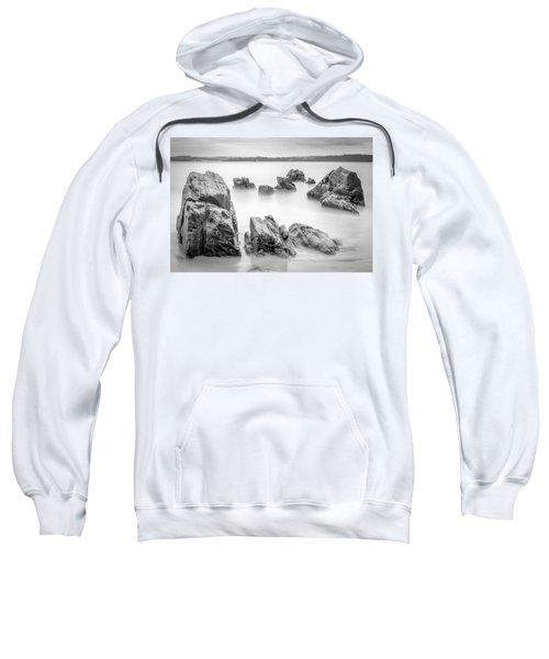 Seselle Beach Galicia Spain Sweatshirt