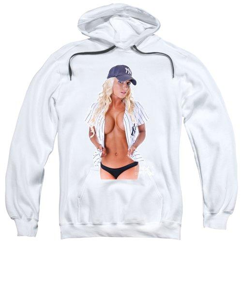 Sexy Yankees Fan Sweatshirt