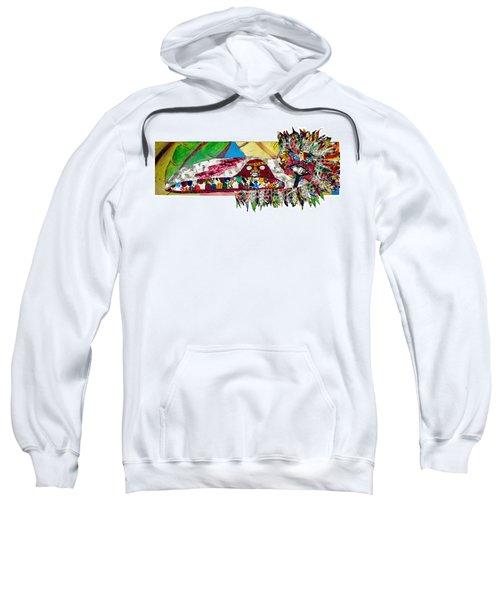 Shango Firebird Sweatshirt