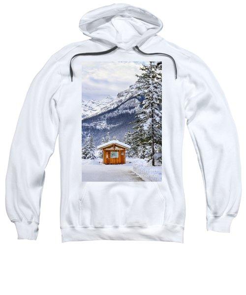 Silent Winter Sweatshirt