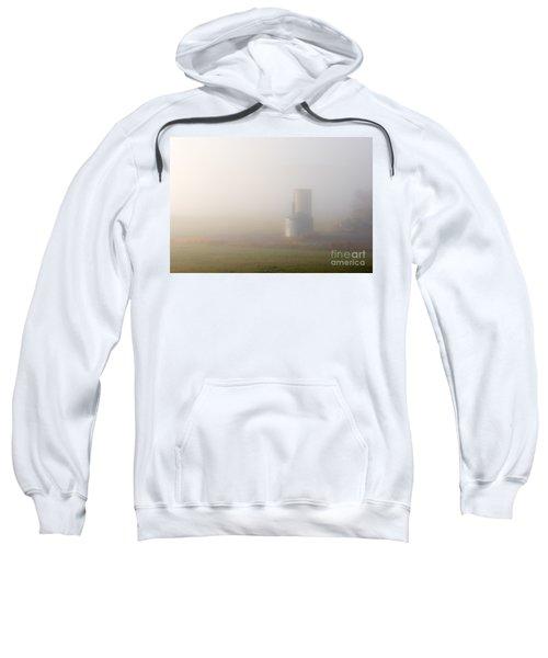Silo In The Fog Sweatshirt