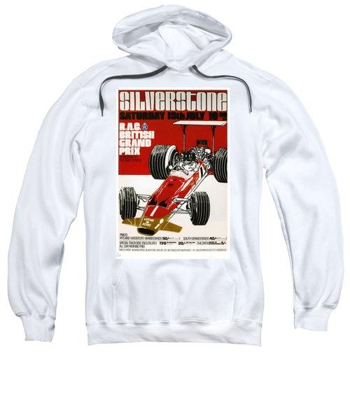Silverstone Grand Prix 1969 Sweatshirt