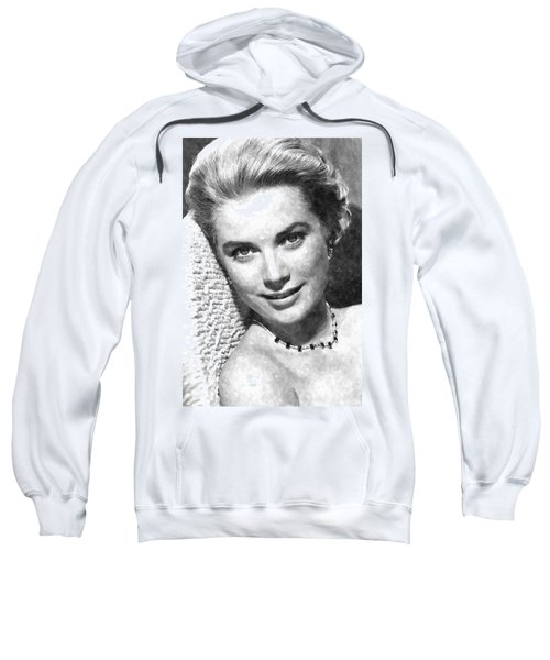 Simply Stunning Grace Kelly Sweatshirt by Florian Rodarte