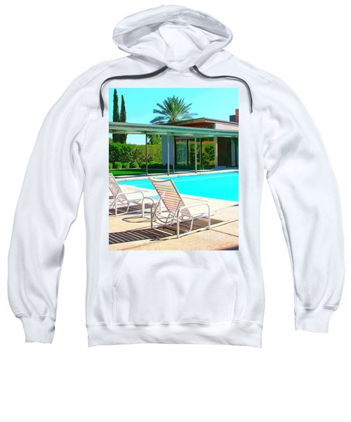 Sinatra Pool Palm Springs Sweatshirt