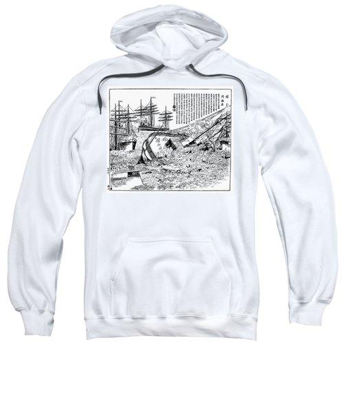 Sino-japanese War, 1894-5 Sweatshirt