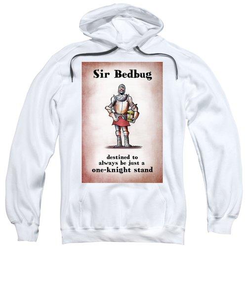Sir Bedbug Sweatshirt