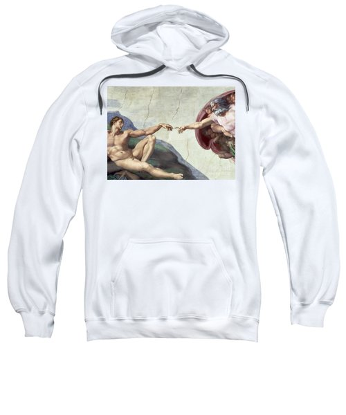Sistine Chapel Ceiling Sweatshirt