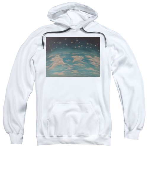 Sitting On Top Of The World Sweatshirt