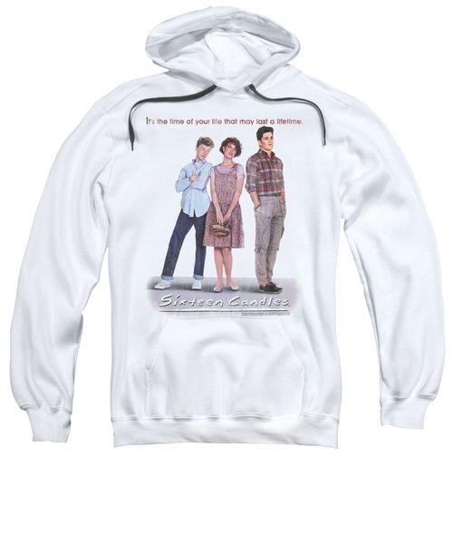 Sixteen Candles - Poster Sweatshirt