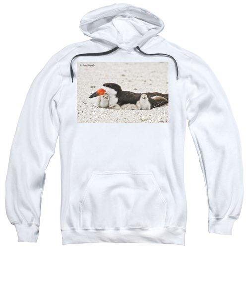 Skimmer Family Cuddle Sweatshirt