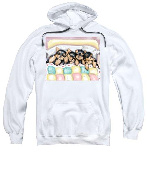 Sleeping Babies Sweatshirt