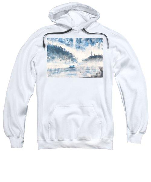 Smoke On The Water  Sweatshirt