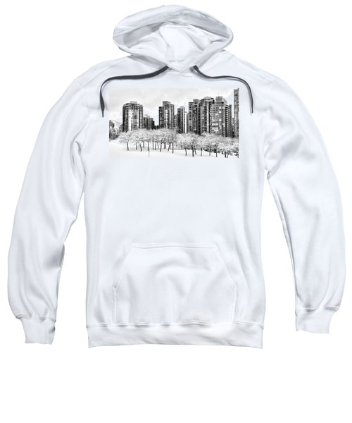 Snow In The City Sweatshirt