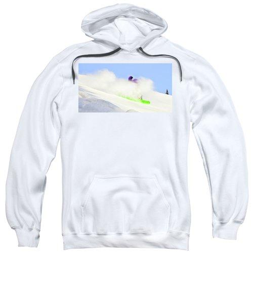 Snow Spray Sweatshirt