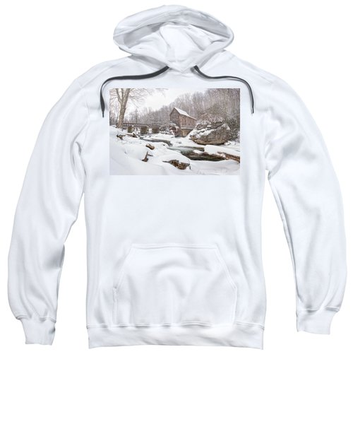Snowglade Creek Grist Mill 1 Sweatshirt