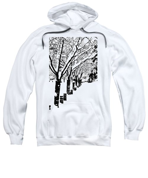 Snowy Walk Sweatshirt