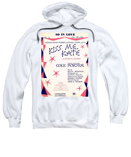 So In Love Sweatshirt