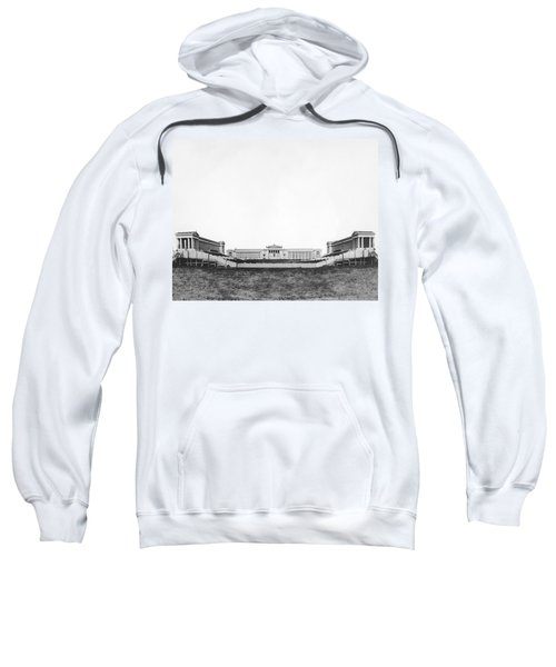Soldiers' Field And Museum Sweatshirt by Underwood Archives